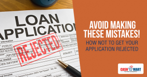 Top 10 Reasons that Can Get Your Loan Application Declined
