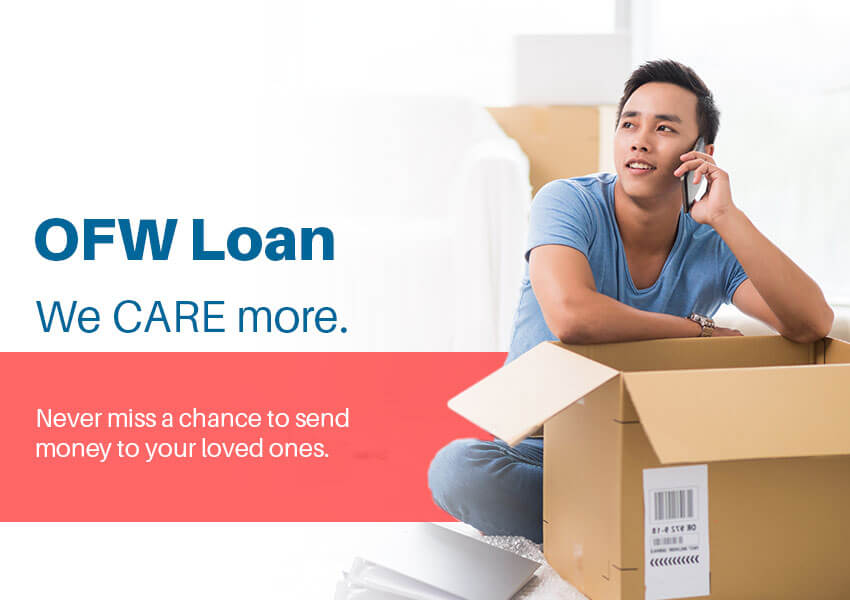 ofw loan philippines