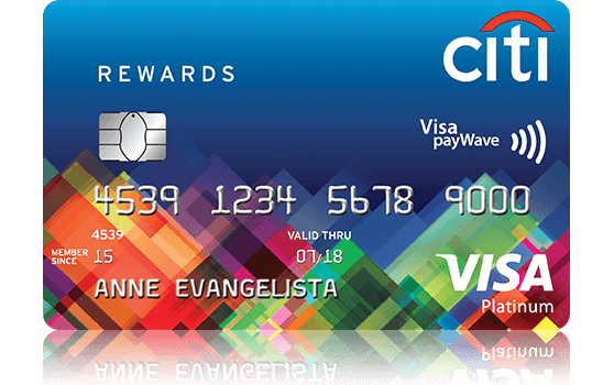 Citi Card Online Payment >> Citibank Credit Cards In Philippines Review