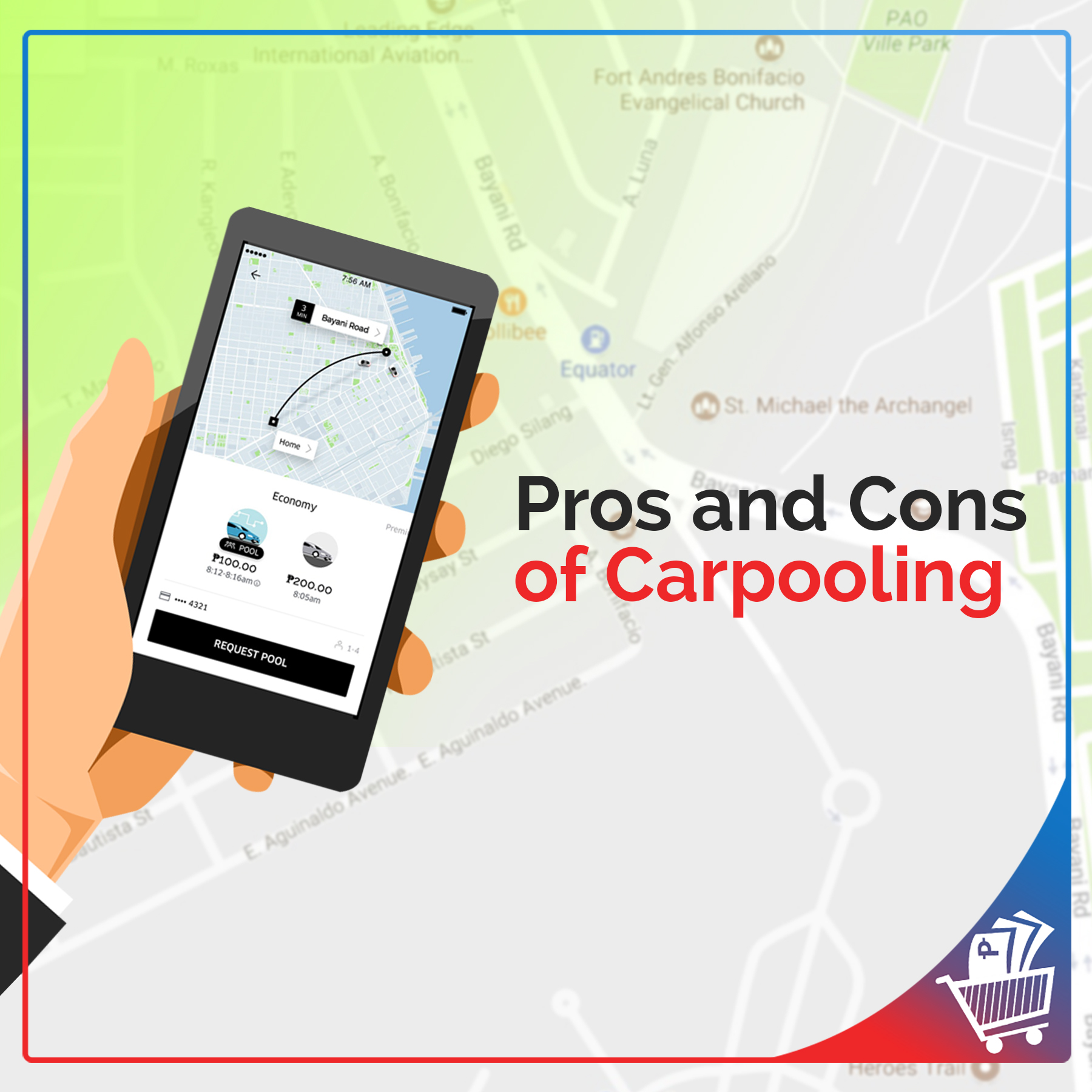 What are The Pros and Cons of Carpools in Manila?