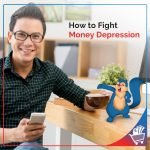 how to fight financial deppression