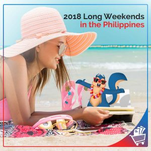 2018 Holidays and Long Weekends in the Philippines